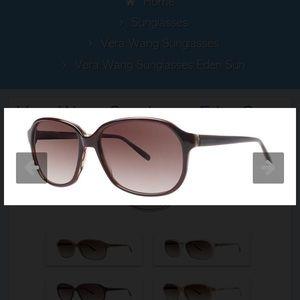 Vera Wang Eden sunglasses! Excellent condition!!